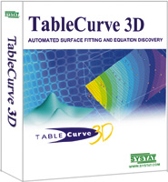 TableCurve 3D